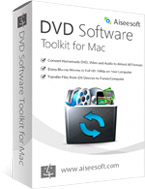DVD Software for Mac